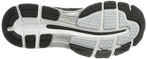 Negro Onyx Running Mujer Silver para Zapatillas Nimbus de Asics Gel 19 Black 4qBUp8a