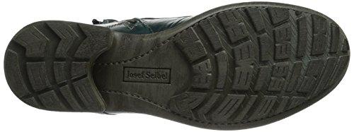 Josef Seibel Sandra 14 Damen Combat Boots Blau (923 aqua)