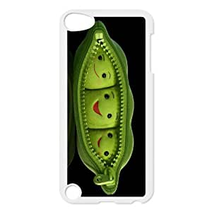 JCCFAN Cartoon Smile Face Phone Case For Ipod Touch 5 [Pattern-6]