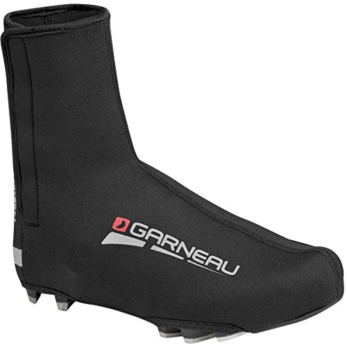 Louis Garneau Men's Neo Protect II Cycling Shoe Covers, Black, Small (Road Bike Wheel Cover compare prices)