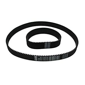 Race-Guy 5M-320-25 5M-670-20 Transfter Drive Clutch Belt For Bladez Moby 23cc 33 35cc 40cc Electric Gas Scooter