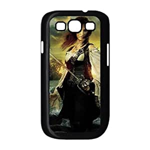 Samsung Galaxy S3 9300 Cell Phone Case Black Pirates of the Caribbean A38417268
