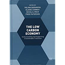 The Low Carbon Economy: Understanding and Supporting a Sustainable Transition