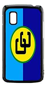 HeartCase Hard Case for Google Nexus 4 LG E960 (Caribbean Community flag )