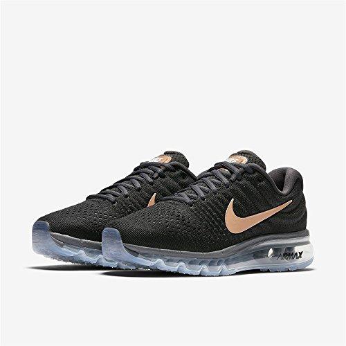 Nike Donna 008 Metallizzato Fitness 002 Rosso 849560 Nero da Bronzo Scarpe TTSZAq