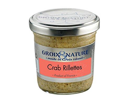 Groix et Nature Crab - Caviar Greek