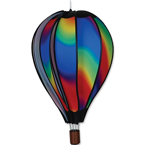 Hot Air Balloon 22 In. - Wavy (Balloon Bargain)