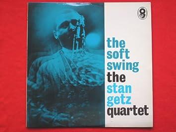 Getz, Stan The Soft Swing LP World Record Club T467 EX/EX