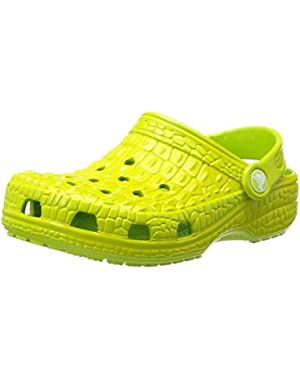 Kids' Crocskin Classic Clog