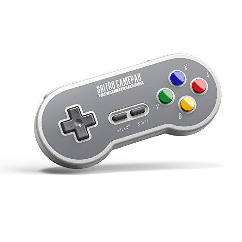 8Bitdo SF30 2.4G Wireless Controller for SFC Classic Edition