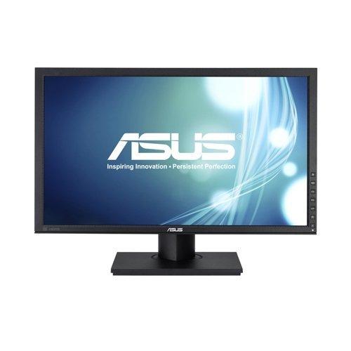 ASUS PB238Q LED monitor - 23 inch - 1920 x 1080 FullHD - IPS - 250 cd/m2 - 80000000:1 (dynamic) - 6 ms - HDMI, DVI-D, VGA, DisplayPort - speakers - black
