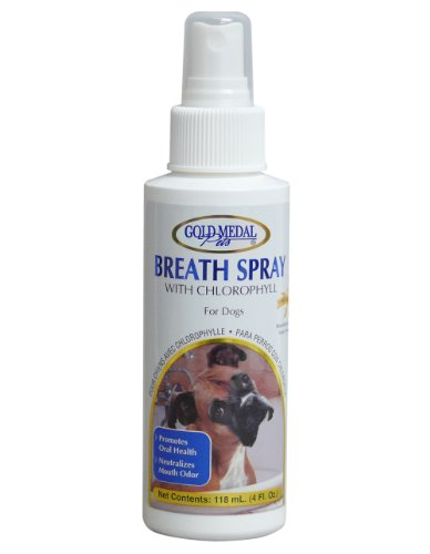 Gold Medal Breath Spray for Dogs and Cats, My Pet Supplies