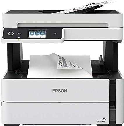 Epson MULTIFUNCIÓN ECOTANK ET-M3170DUPLEX WiFi Red: Epson ...