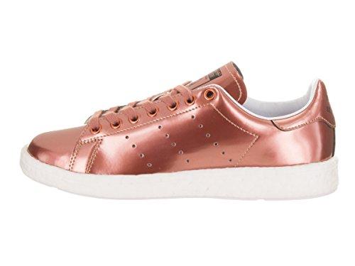 Adidas Vrouwen Stan Smith Originelen Vrijetijdsschoen Koper Metallic