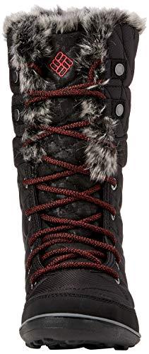 Noir Camo Femme Marsala Red heat Heavenly Omni Columbia De Randonnée black Hautes Chaussures z6wZ6qUHx5