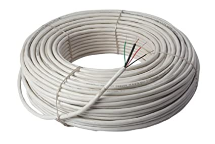 Wire Cable | Buy Technotech Cctv Wire Cable 3 1 Copper Breding Alloy Mic Wire