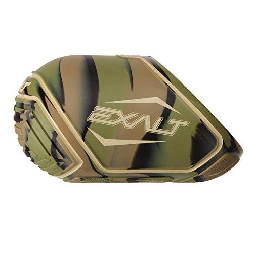 Exalt Paintball Tank Cover - Small 45-50ci - Jungle Camo -