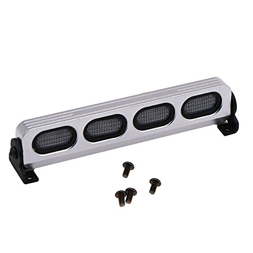 Multi-function LED Light Bar for 1 10 1 8 RC HSP Traxxas TAMIYA CC01 4WD Axial SCX10 RC Crawler
