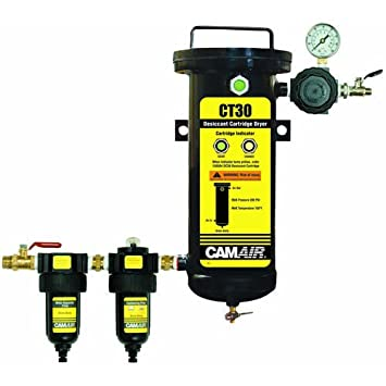 Automotive Tools & Supplies CamAir CT Plus 5-Stage Filtration System DEV-130522 Brand New!