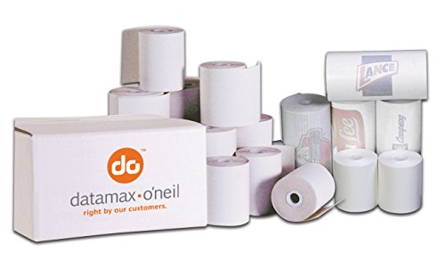 Datamax 740524-102 Premium Receipt Paper for Microflash 4...