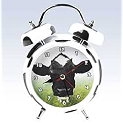 Wacky Wakers Cow Alarm Clock