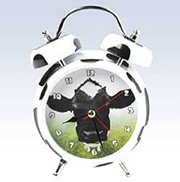 Wacky Wakers Cow Alarm Clock