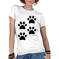 Camiseta Criativa Urbana Engraçadas 4 Patas