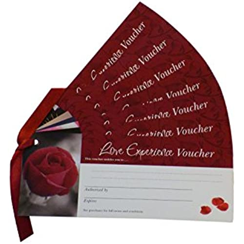 Love Vouchers - Blank for You to Fill with Your Special IOU's Sales