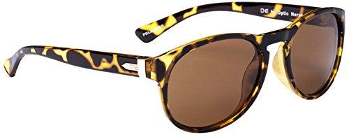 One by Optic Nerve Firefly Sunglasses, Honey - Sunglasses Firefly