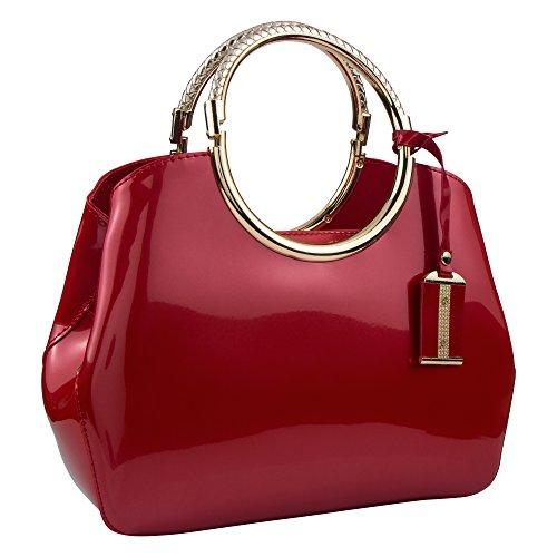 femme femme pour Pochette Red Red Pochette pour Bagood Bagood Pochette Bagood pour xqSXwvSg