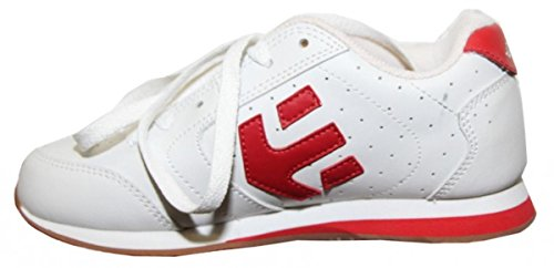 Etnies Skateboard Kitt Arrow White/Red Etnies shoes