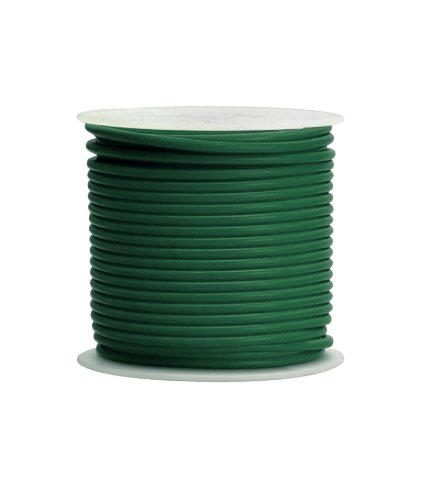 Coleman Cable 16-100-15 Primary Wire, 16-Gauge 100-Feet Bulk Spool, Green