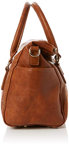 Marrón dark Amber Bolso Bols Mujer Camel Loverty Desigual fRwgg8