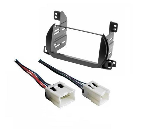 41BH 1Pq13L amazon com nissan altima 2002 2003 2004 aftermarket radio stereo  at gsmportal.co