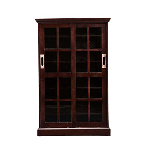 Windowpane Media Cabinet - 8