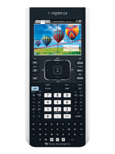 Texas Instruments TI-Nspire CX Graphing Calculator (Texas Instruments Inspire Cx Cas compare prices)