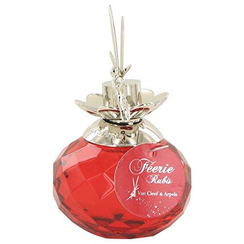 Feerie Rubis by Van Cleef & Arpels Eau De Parfum Spray (Tester) 3.3 oz -100% Authentic