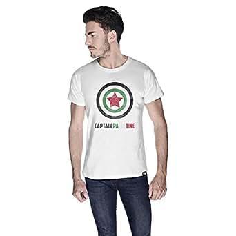 Creo T-Shirt For Men - M, White