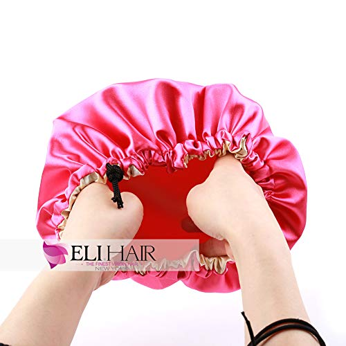 Babies Bonnet - ELIHAIR Kids Satin Bonnet Sleeping Cap