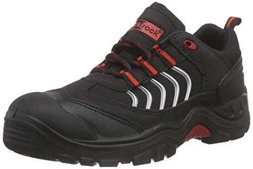 Eu Sf45 Sécurité 46 rouge Noir 11 Noir Mixte De Adulte Uk Noir Chaussures rouge Blackrock qAwxvtZZ