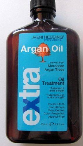 Jheri Redding Extra Professional Argan Oil Treatment 250 ml by Jheri - Mall Shopping Redding
