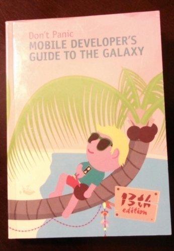 Mobile Developer's Guide to the Galaxy (Blackberry Developer compare prices)
