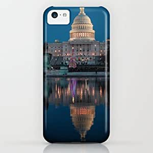Society6 - Capitol Reflection iPhone & iPod Case by Hirstly Photography & Design