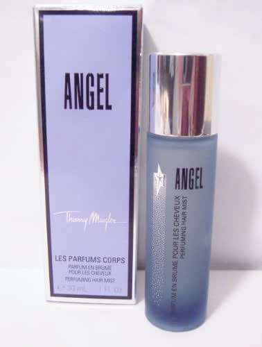 Angel By Thierry Mugler Perfuming Hair Mist Spray for Women 30 Ml 1 Fl Oz.