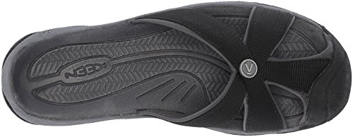KEEN Womens Bali Sandals Black/Magnet zm2puw