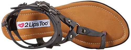 Kaya Too 2 Slate Dress Sandal Women Lips qO5xrw5t