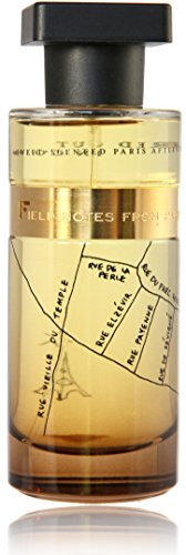 INeKE Field Notes from Paris 75ml 2.5 oz eau de parfum