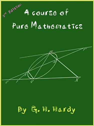 Ilmaisia kirjoja ladata pdf-muodossa ilmaiseksi A Course of Pure Mathematics by G. H. Hardy PDF ePub iBook