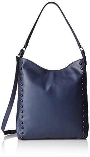 Eclipse RANDALL LOEFFLER Body Cross Black Hobo Bag 0Xnqdqrvfw