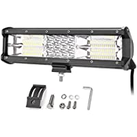 Lighting EVER LE 12 Inch 180W LED Work Light Bar